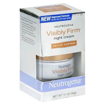 Neutrogena Visibly firm night cream