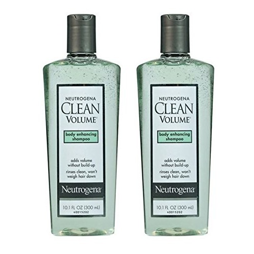 Neutrogena clean volume shampoo