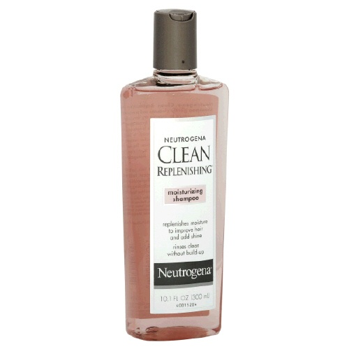 Neutrogena replenishing moisturizing shampoo