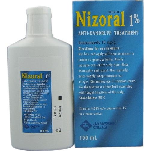 Nizoral 1 anti-dandruff treatment