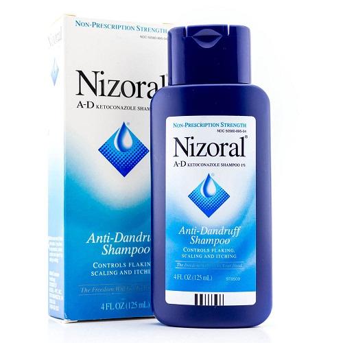 nizoral shampoos