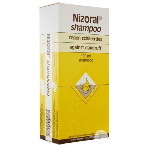 Nizoral against dandruff shampoo