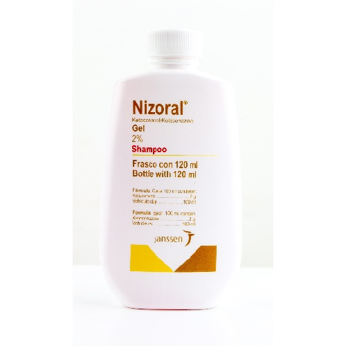 Nizoral gel shampoo