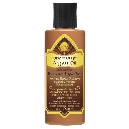 One'n only Moroccan oil moisture repair shampoo
