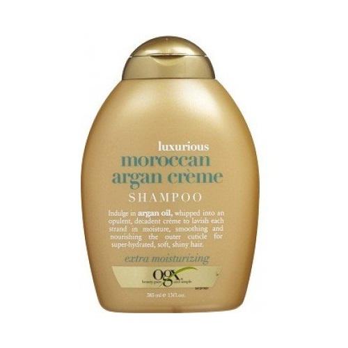 Organix Luxurious Moroccan Argan crème shampoo