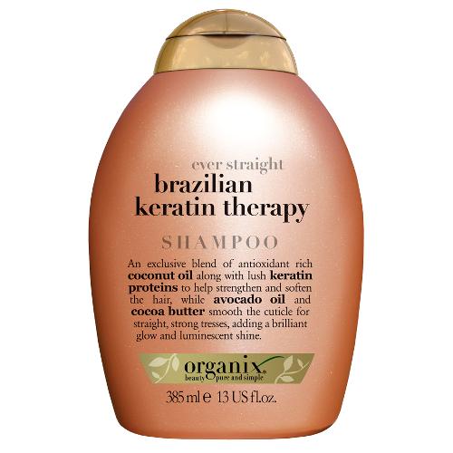organix shampoos