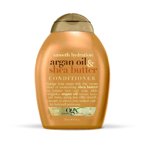 Organix smooth hydration argan oil and Shea Butter shampoo