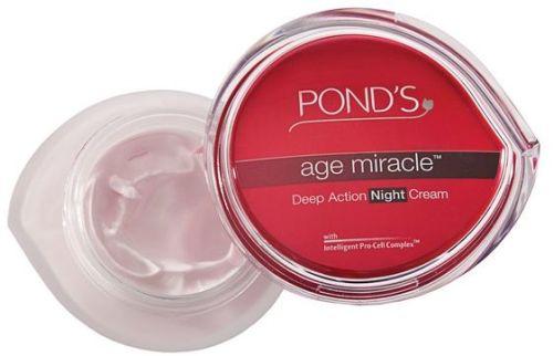 ponds night creams