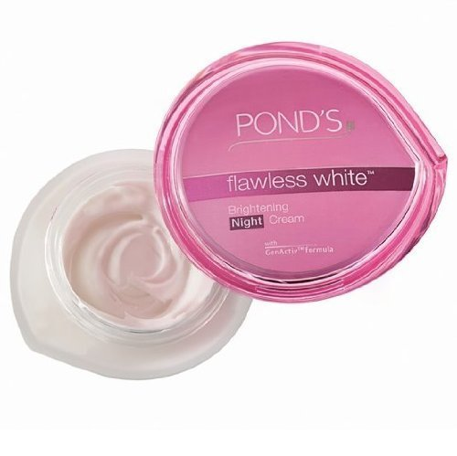 Ponds Flawless White Re-brightening Night Cream