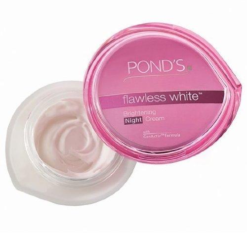Ponds Flawless White Re-brightening Night Cream