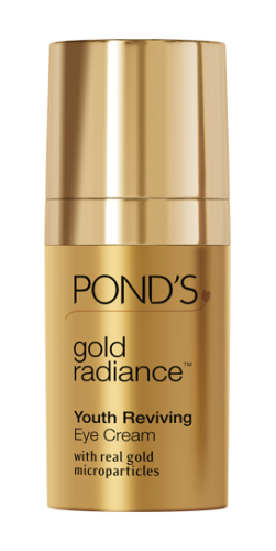 Ponds gold radiance enhance youth reviving eye cream