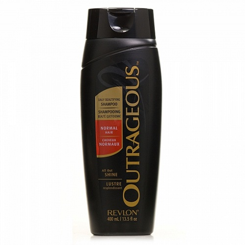 Revlon outrageous daily beautifying shampoo