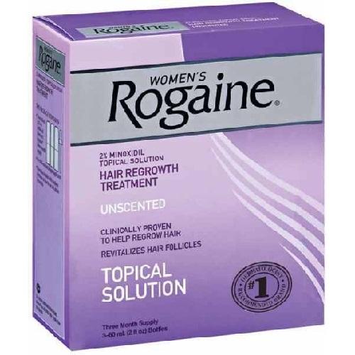 Rogaine Women shampoo