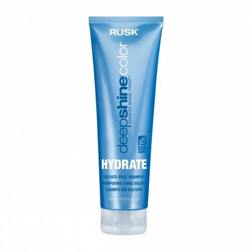 Rusk deepshine color hydrate shampoo