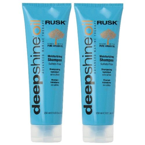 Rusk deepshine oil moisturizing shampoo