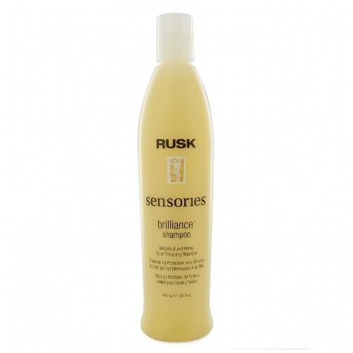 Rusk sensories brilliance shampoo