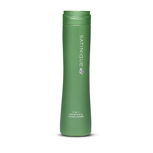 Satinique 2 in 1 shampoo conditioner