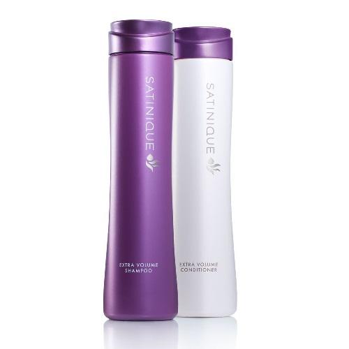 Satinique extra volume shampoo