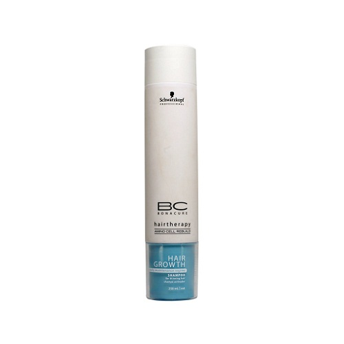 Schwarzkopf Bonacure hair growth shampoo