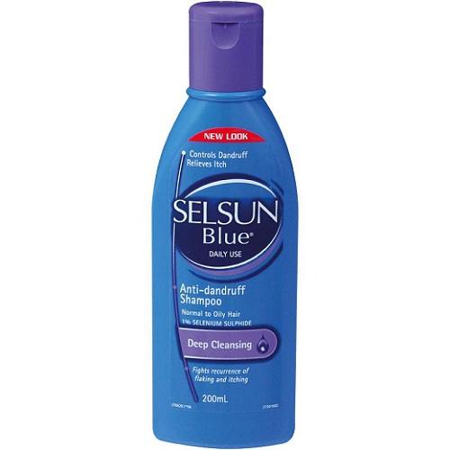 Selsun Blue Anti- Dandruff Shampoo