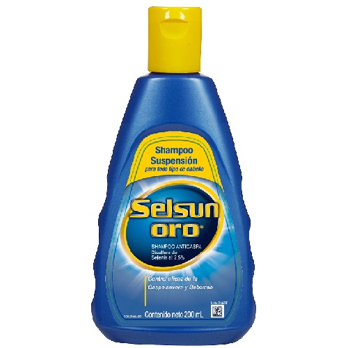 Selsun Oro Suspension Shampoo