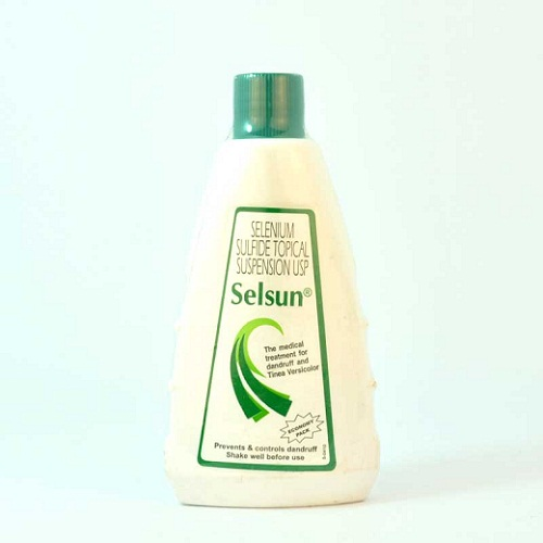 Selsun Selenium Sulphide Topical Shampoo