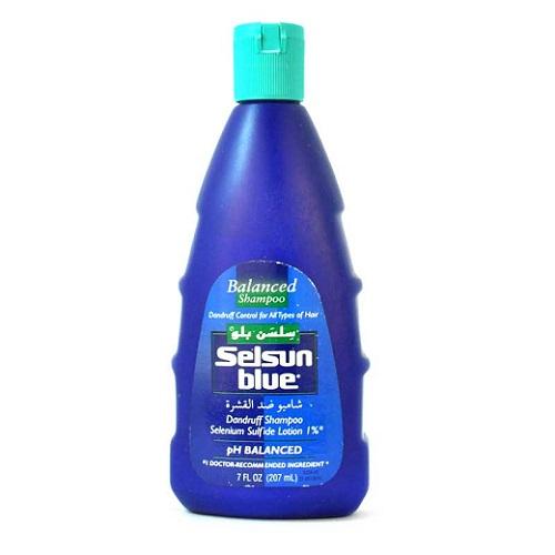 Selsun blue balanced shampoo