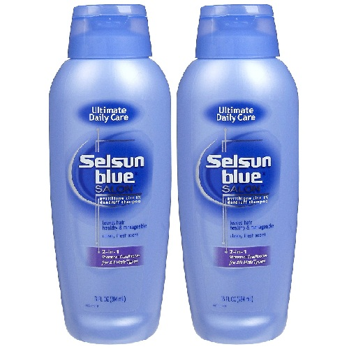 Selsun blue ultimate daily care shampoo