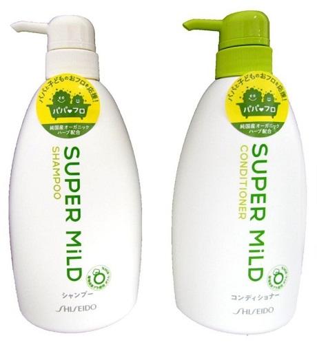 mild shampoo for hair loss