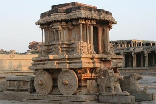 Temples in Hampi1