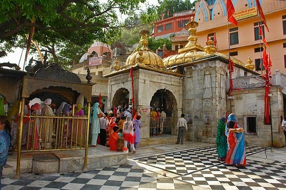 Jwalamukhi Devi Temple At Kangra District