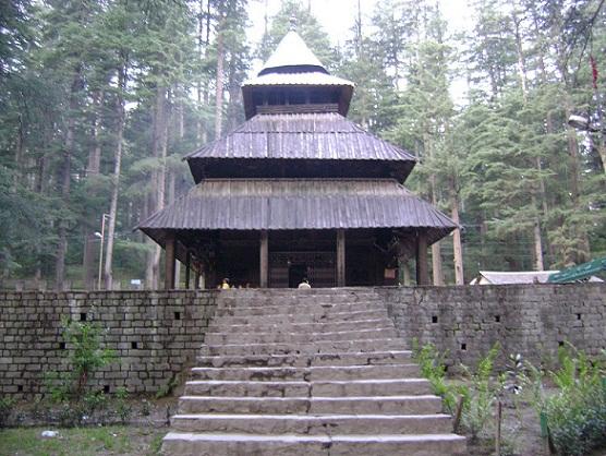Hidimba Devi Temple In Manali