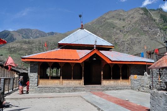 Mahakali Banni Mata Temple In Chamba District