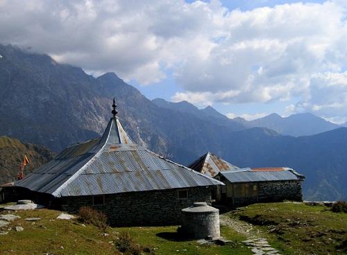 Himani Chamunda Temple In Kangra Valley