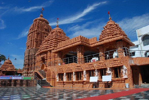 JagannathTemple In Hyderabad