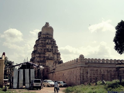 Chennakesava Swamy Temple In Hyderabad