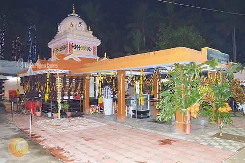 Pathiyanadu Sree Bhadrakali Temple In Mullassery