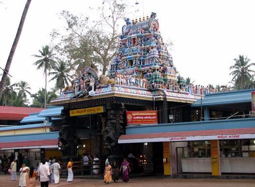 Attukal Bhagavathy Temple In Attukal