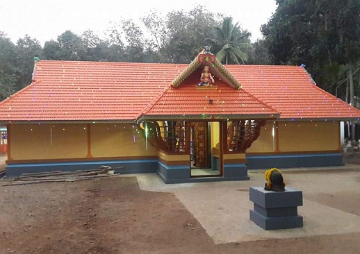Andoor Kandan Sree Dharma Sastha Temple In Neyyattinkara