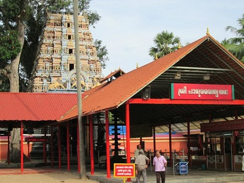 Karikkakom Sree Chamundi Devi Temple In Thiruvananthapuram