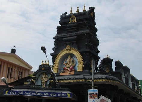 Pazhavangadi Ganapathy Temple In Thiruvananthapuram