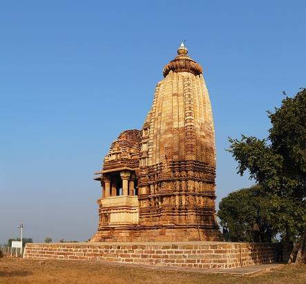 Chaturbhuj Temple In Khajuraho