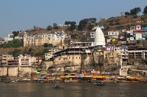 Omkareshwar Temple In Khandwa District