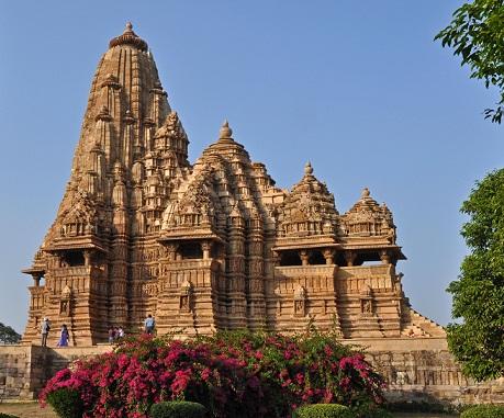 Kandariya Mahadeva Temple in Khajuraho