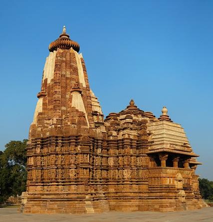 Devi Jagadambika Temple In Khajuraho