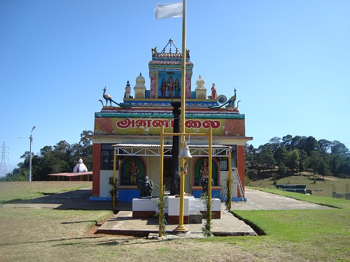 Temples in Ooty2