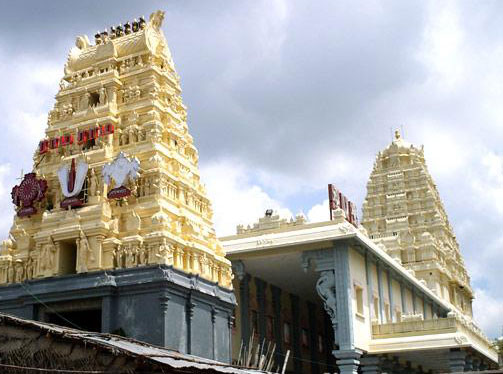 Temples in Pondicherry8
