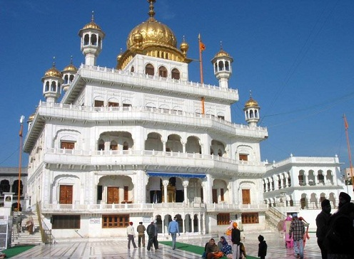 temples in punjab