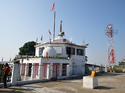 temples in ranchi