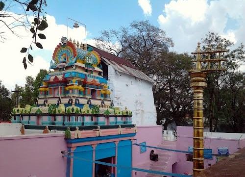 Temples of Telangana1